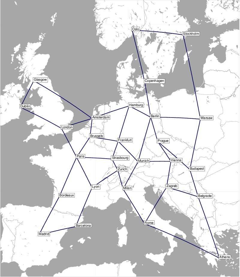 image of the network